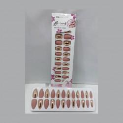 Women Gel Magic Nails-4